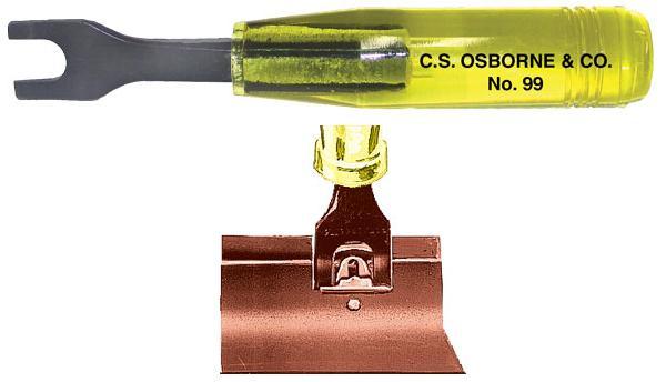 Retainer Clip Installer #99