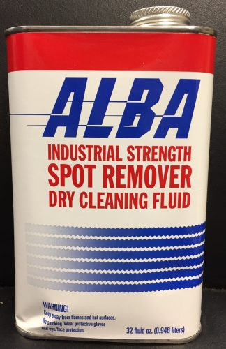 Alba Industrial Dry Cleaning Fluid