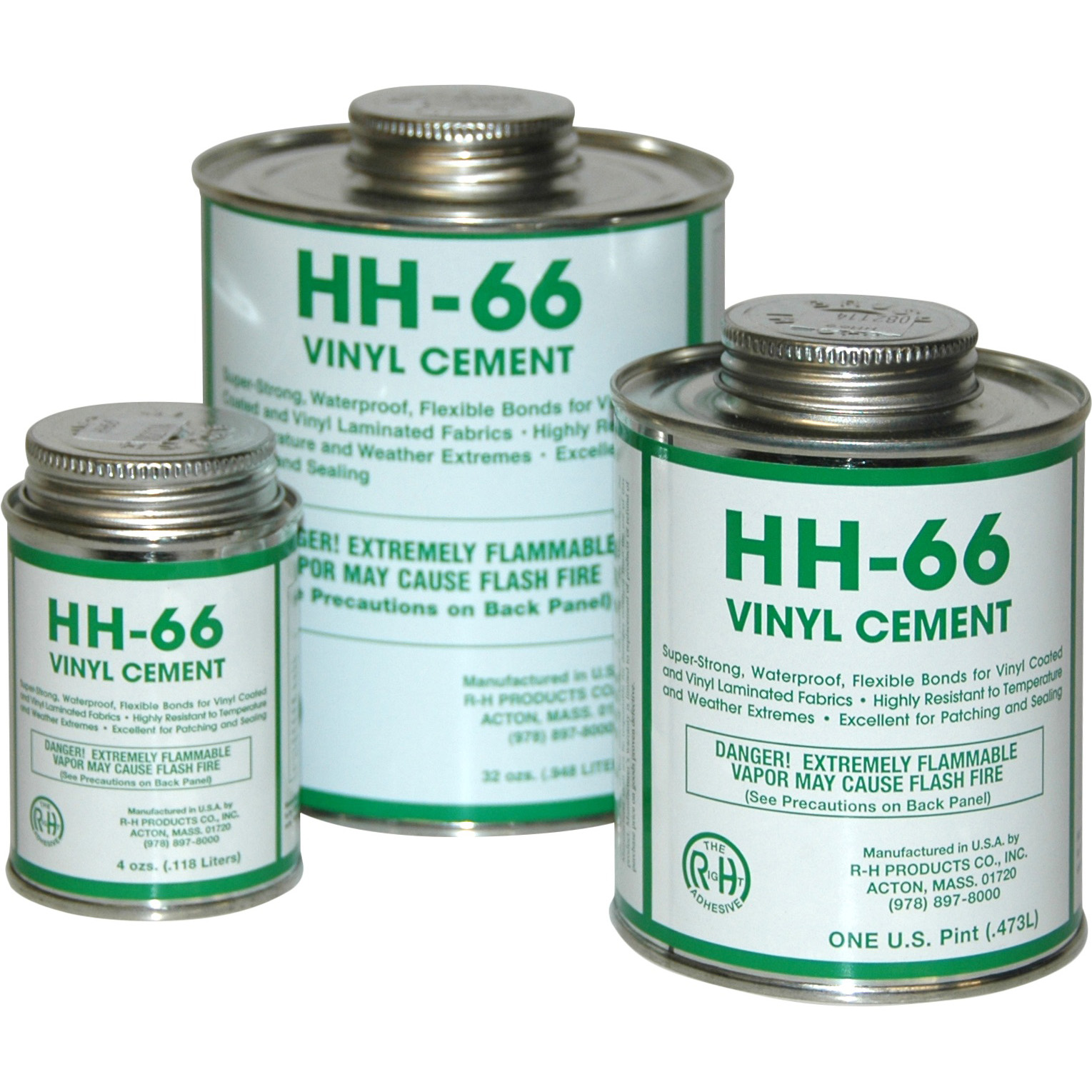 HH66 Vinyl Cement - Gallon