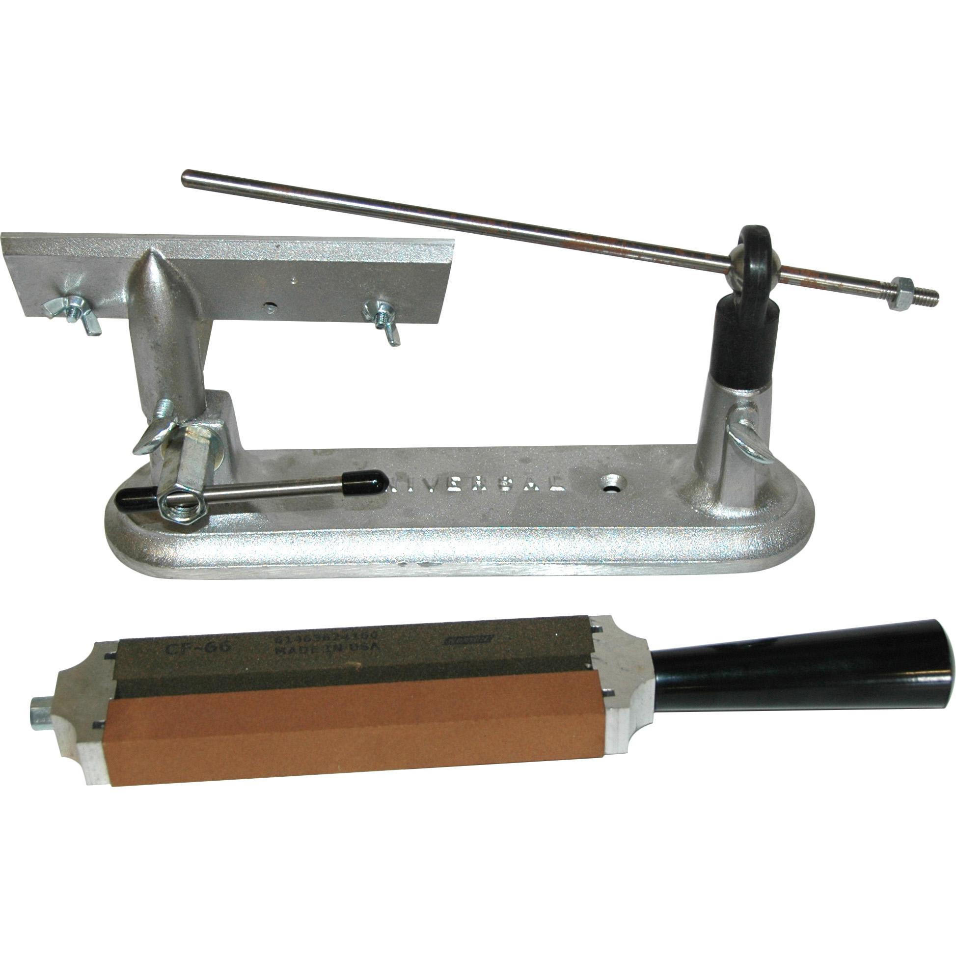 Universal Shear Sharpener