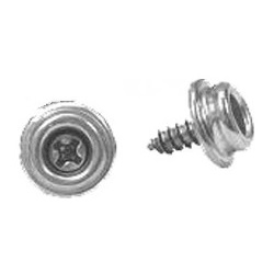 Screw Stud 5/8 inch Stainless Steel