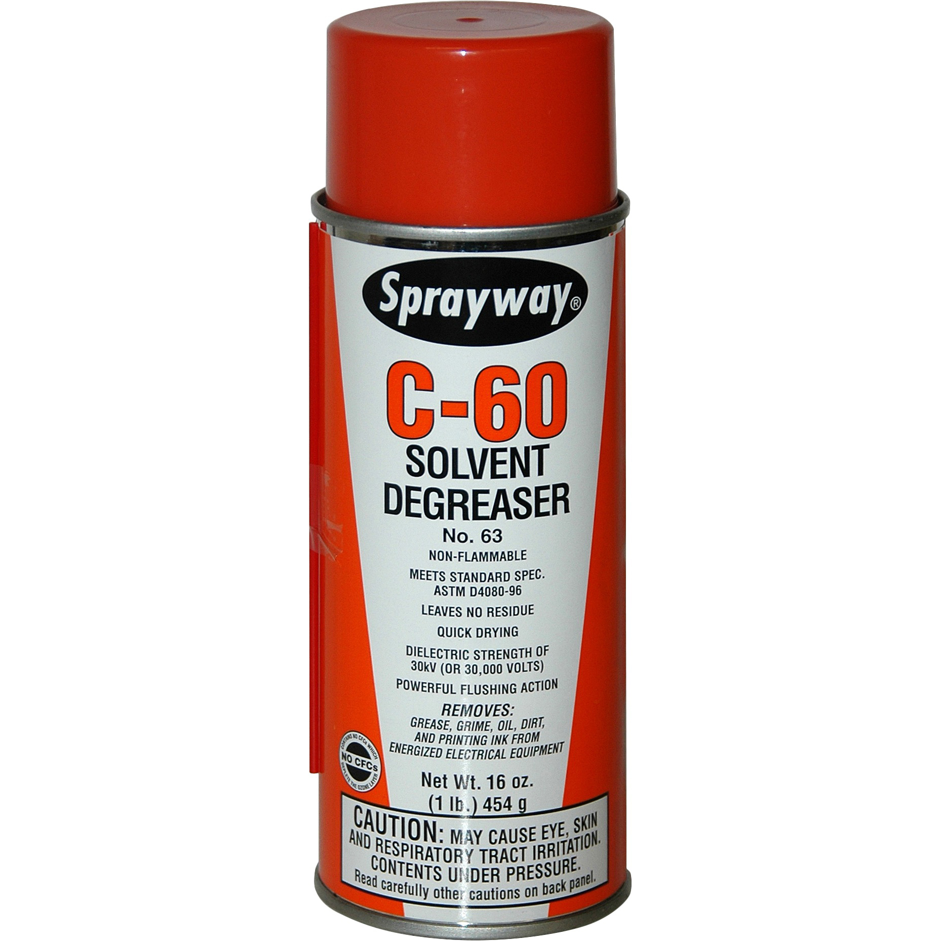 Sprayway Solvent Degreaser C60