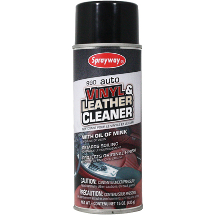 Vinyl & Leather Cleaner