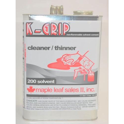 K-Grip 200 Solvent