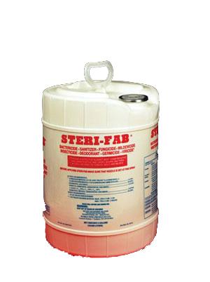 Sterifab - 5 gallon drum