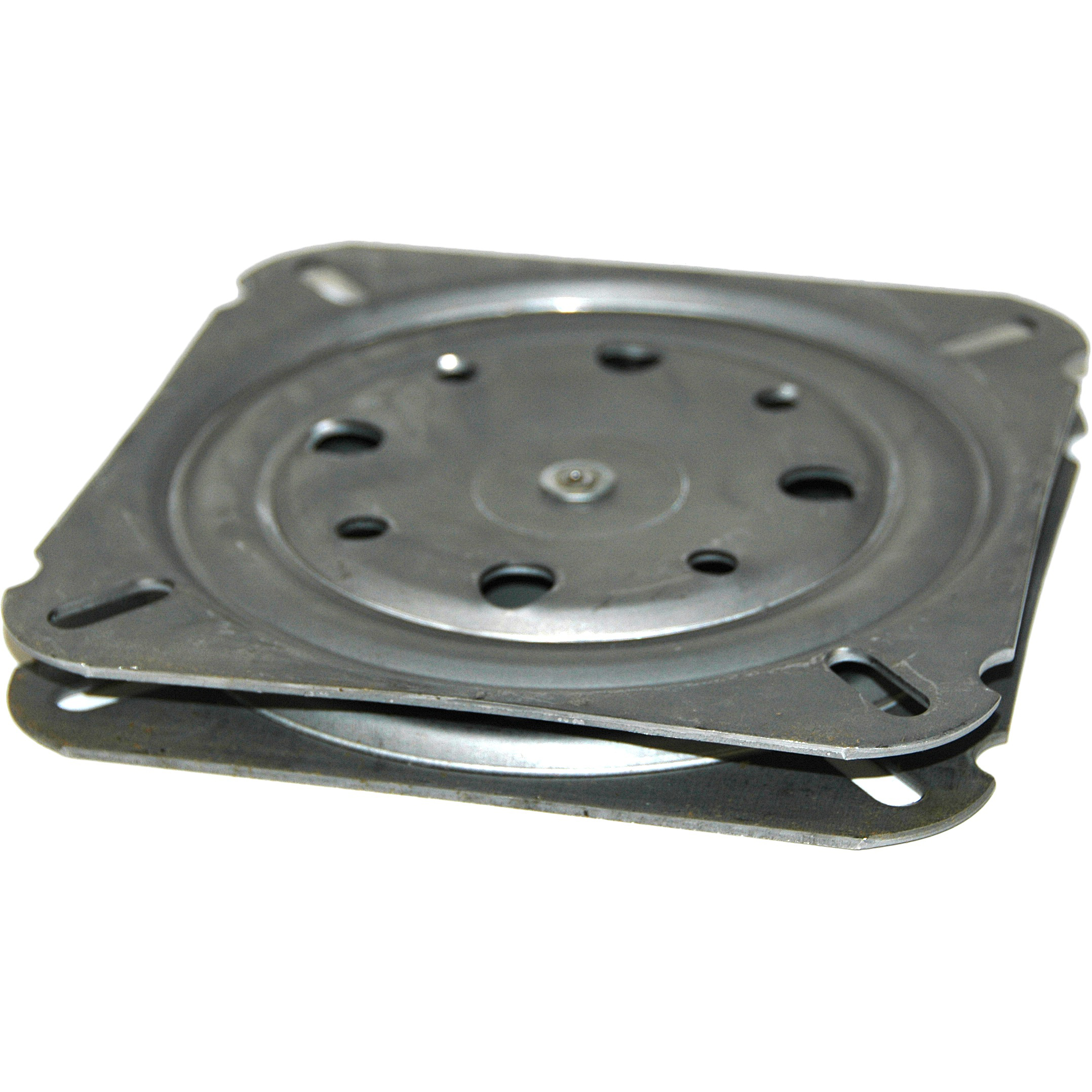 10 inch Square Flat Swivel